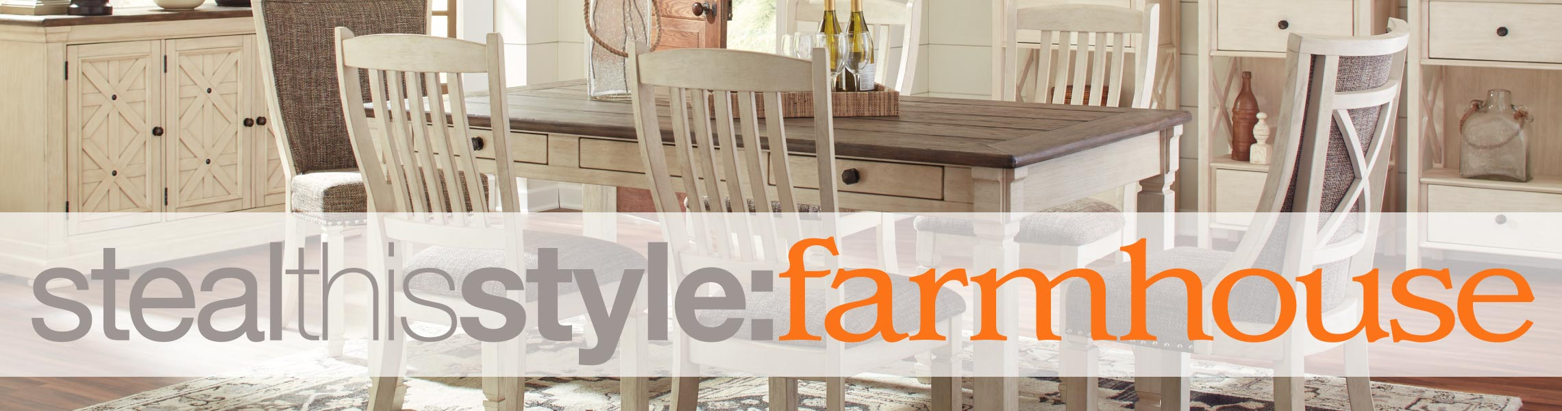 Steal This Style: Farmhouse