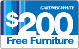$200 in additional furniture